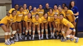 Cal State Bakersfield women's volleyball.